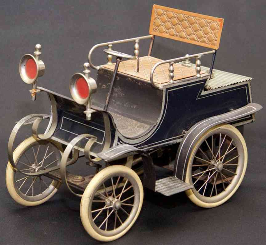 bing 7156 steam toy mobile steam-powered car