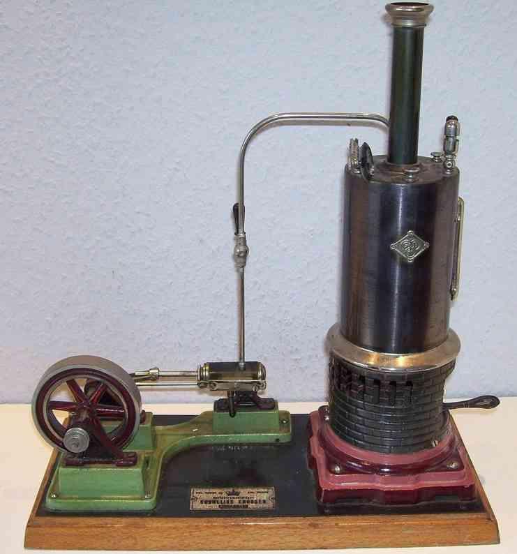 Bing  8043/2 Stehende Dampfmaschine