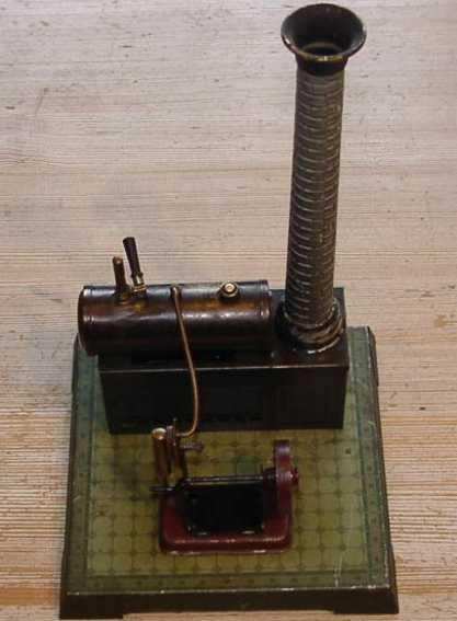 Bing Schiffs-Dampfmaschine