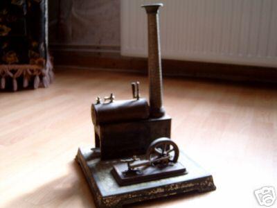 Bing Liegende Dampfmaschine