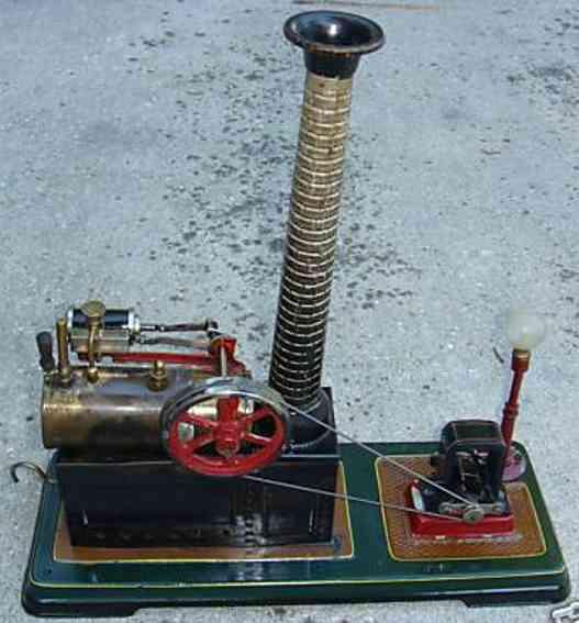 Bing 10/116/1 or 130/531 Liegende Dampfmaschine
