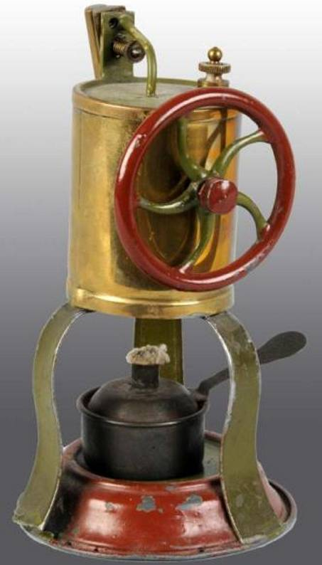 Bing Stehende Dampfmaschine Dreibeiner