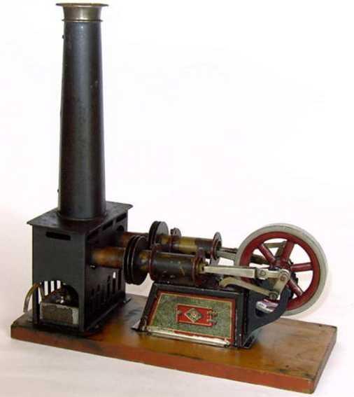 Bing 2-Zylinder-Heissluftmotor