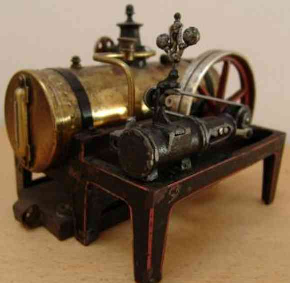 Bing Lying steam engine