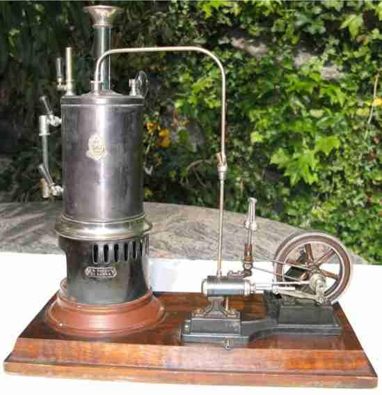 Bing Stehende Dampfmaschinen