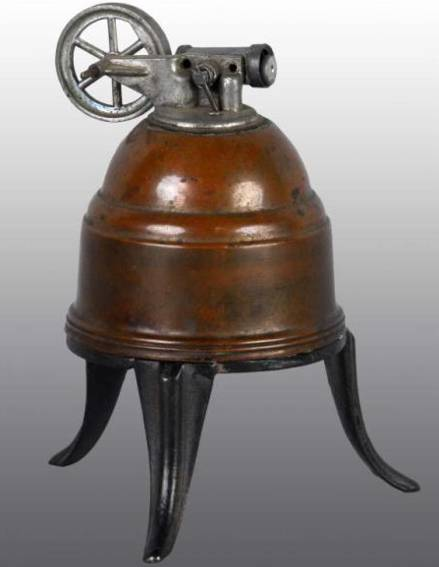 Buckmann Manufacturing Company of Brooklyn 1 Stehende Dampfmaschine Bienenkorb