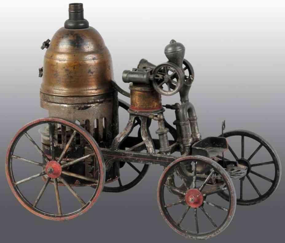 Buckmann 34 Feuerwehrpumpemwagen