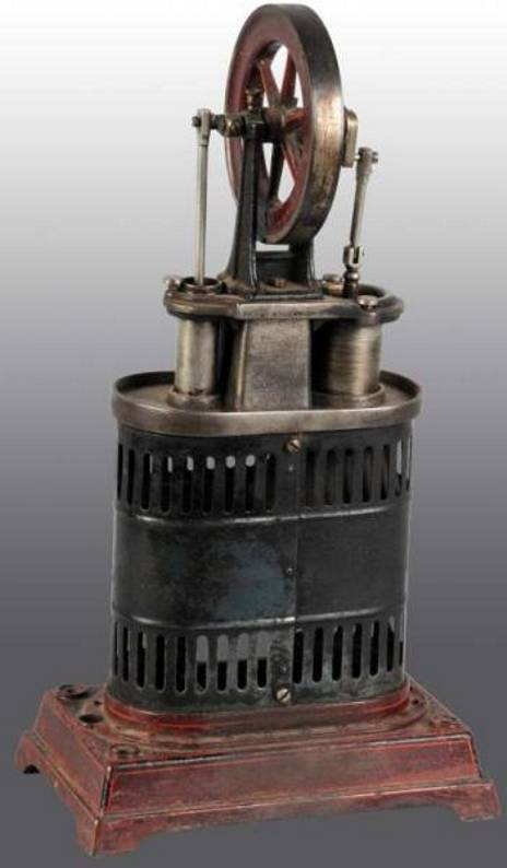 Carette 686/1 Stehende Heißluftmaschine