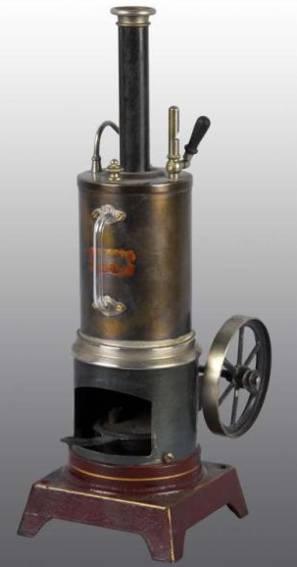 Carette 688/3 Vertical-Steam-Engine