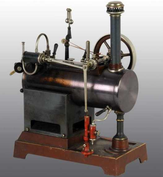 Carette 691/4P Horizontal Steam Engine