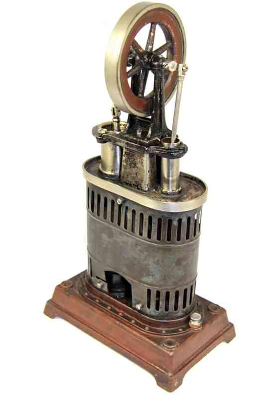 Carette Stehende-Heißluftmotor