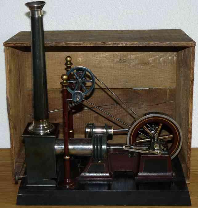 Carette 687/2 Heißluftdampfmaschine