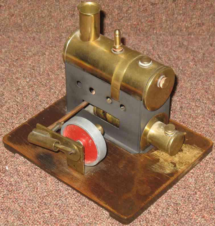 cyldon 13/1 dampfspielzeug liegende dampfmaschine