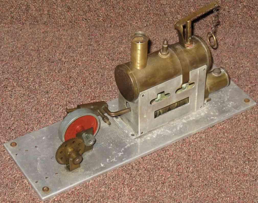 cyldon 13/4 dampfspielzeug stationaere lokomobile