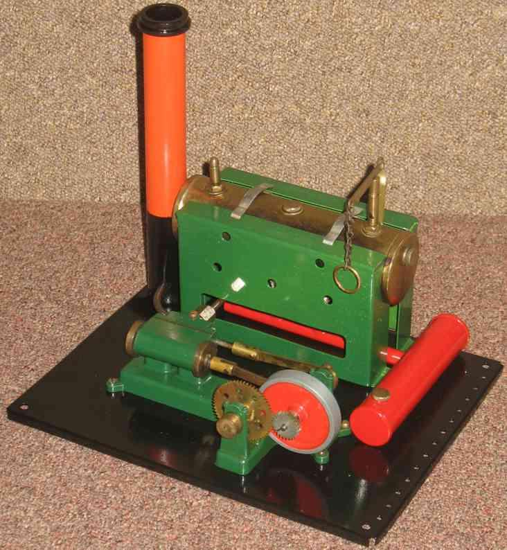 cyldon 13/5 dampfspielzeug stationaere lokomobile