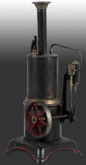 doll 319/1 dampfspielzeug stehende dampfmaschine