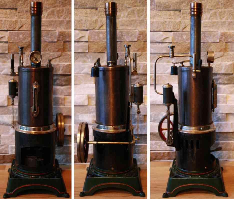 doll 320/4 dampfspielzeug stehende dampfmaschine