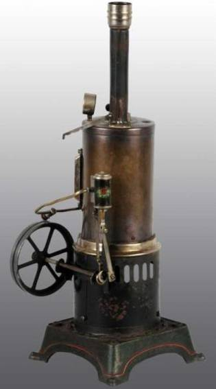 doll 320/5 stehende dampfmaschine