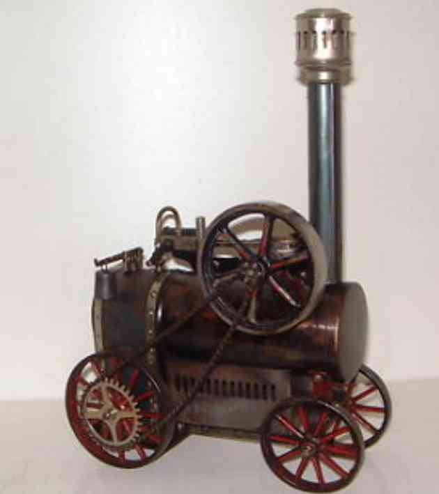 doll 502/2 steam toy driving lokomobile