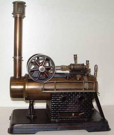 doll 511/2 dampfspielzeug stationaere lokomobile