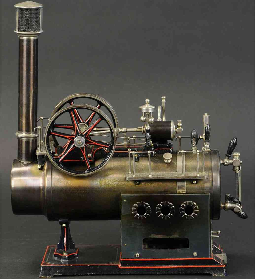 doll 520/3 steam toy stationary locomotive
