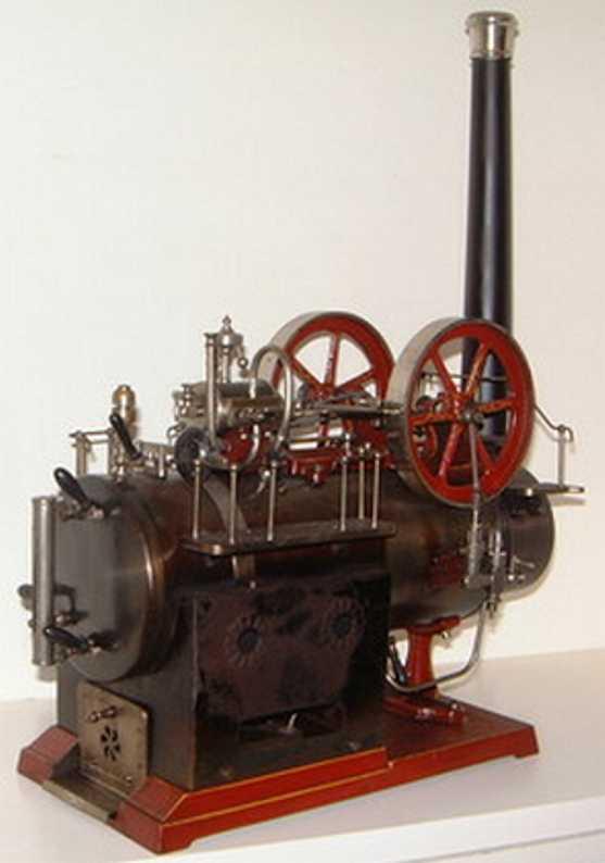 doll 520/5 dampfspielzeug stationaere lokomobile
