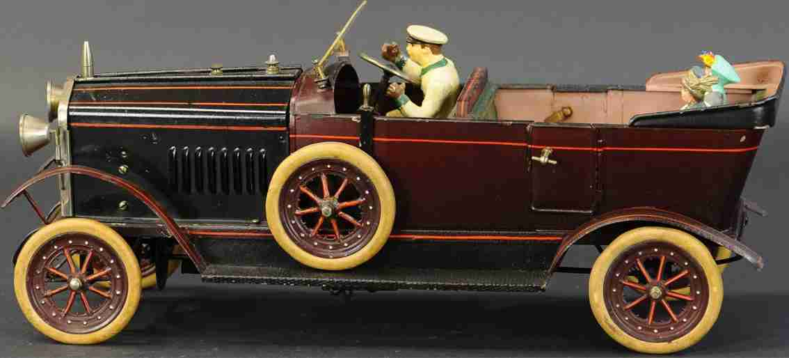 doll 819/2 toy vehicle live steam open tourer automobile