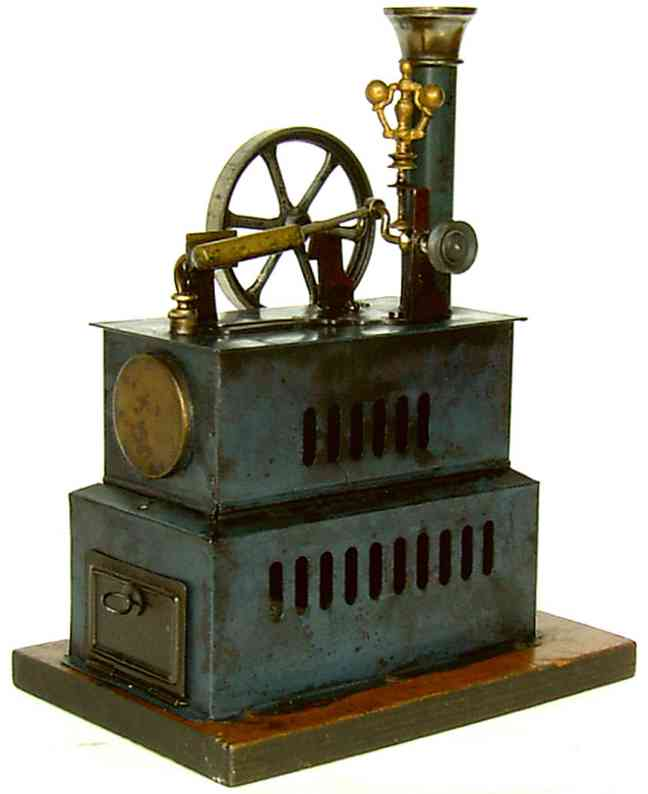 doll steam toy stationary lokomobile
