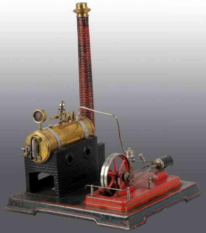 Falk J. 144/4 1/2 Liegende Dampfmaschine