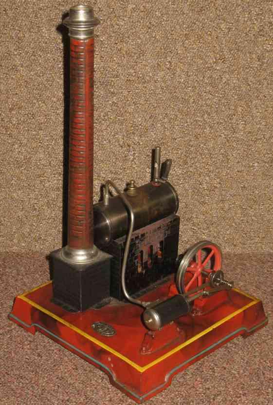 falk 1461-0 dampfspielzeug dampfmaschine einfacher einzylindermotor