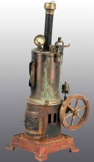 falk 1462 dampfspielzeug stehende dampfmaschine dampfmaschine