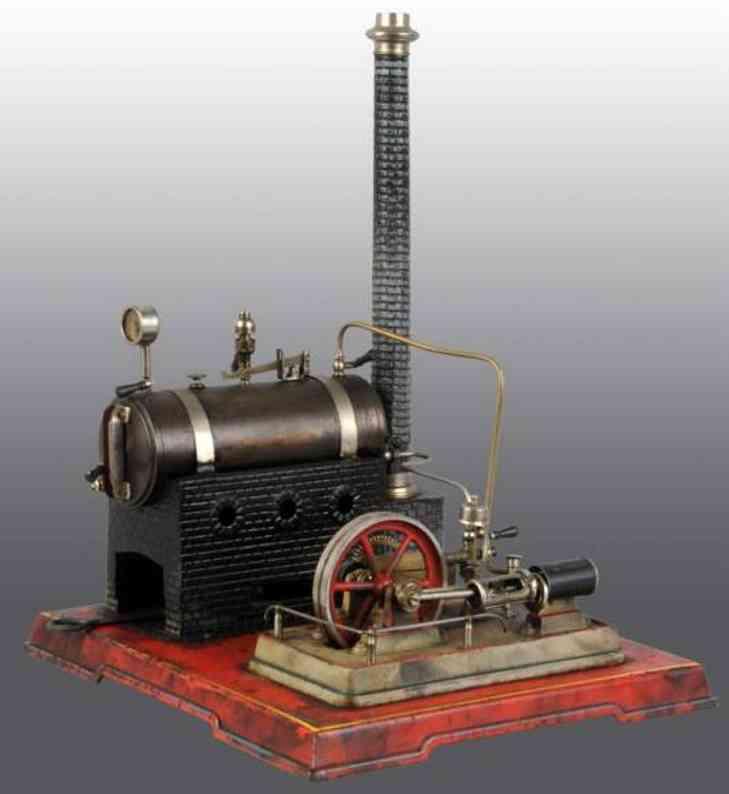 Falk J. 147 Liegende Dampfmaschine