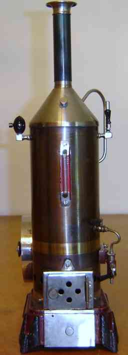 Falk 455/2S Stehende Dampfmaschine