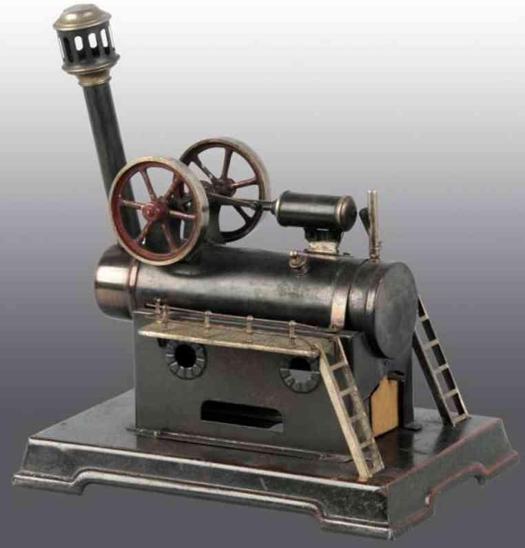 Falk J.  469/1 Liegende Dampfmaschine