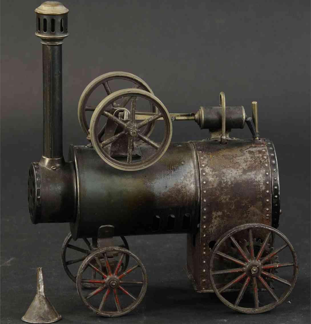 falk josef dampfspielzeug fahrbare lokomobile