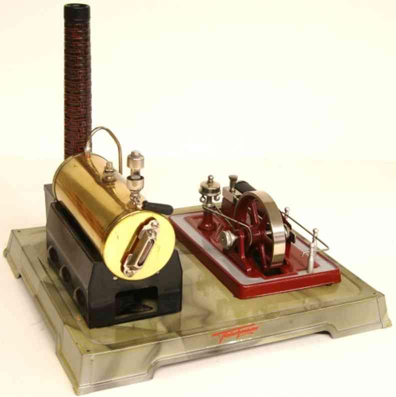 Fleischmann 120/4 Liegende Dampfmaschine