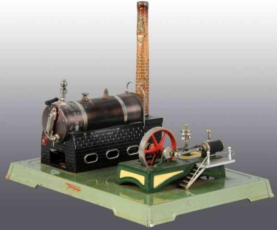 Fleischmann 122/4 Liegende Dampfmaschine
