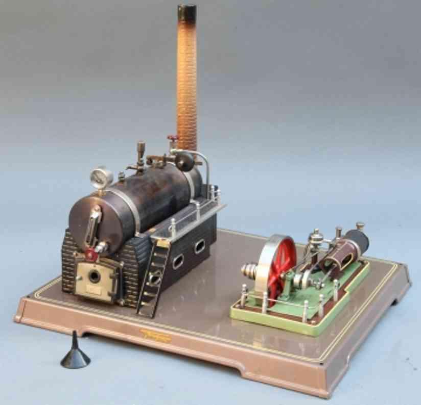 Fleischmann 130/2 Liegende Dampfmaschine