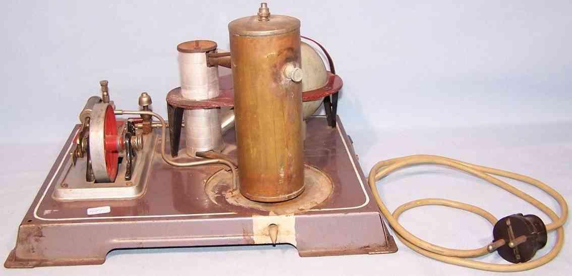 fleischmann dampfspielzeug atomkraftwerk