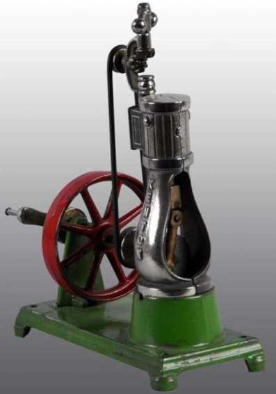 Kenton Hardware Co Stehende Dampfmaschine