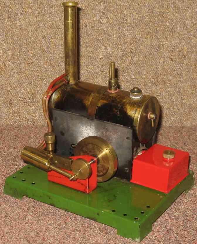latimer products l5 dampfspielzeug liegende dampfmaschine