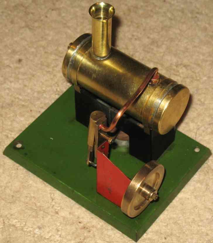 latimer products plane l4 dampfspielzeug liegende dampfmaschine