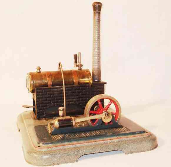 maerklin 4095/4 liegende dampfmaschine