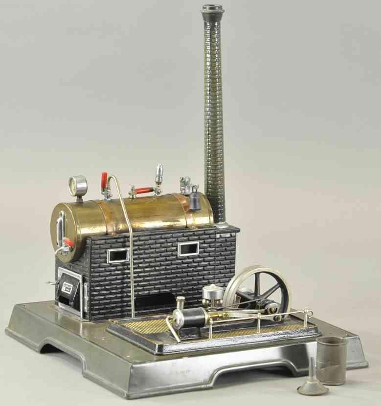 maerklin 4096/5 dampfspielzeug liegende dampfmaschine