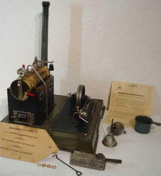 Maerklin 4097/6 Lying steam engine