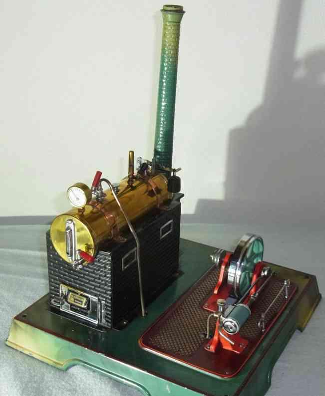 maerklin 4097/6 el liegende elektrische dampfmaschine