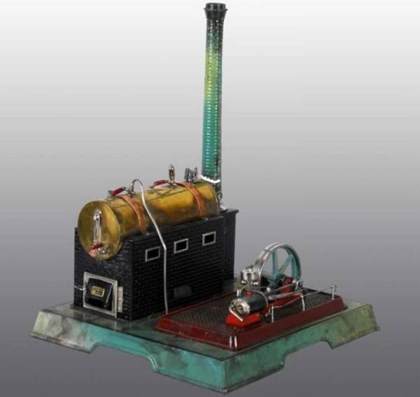 maerklin 4097/8 liegende dampfmaschine  pfeife