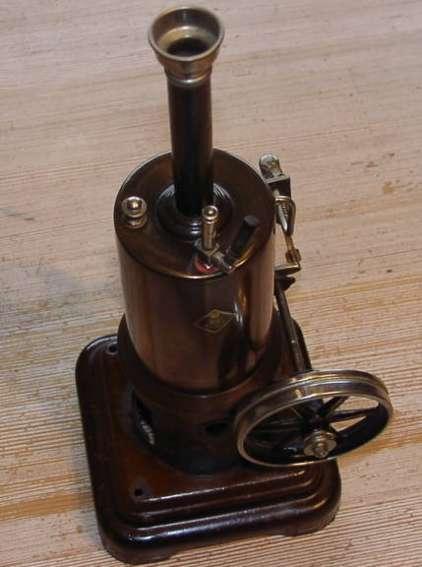 Märklin 4105/6,5 Stehende Dampfmaschine
