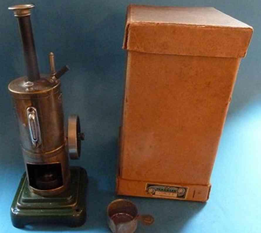maerklin 4109/6 n dampfspielzeug stehende dampfmaschine