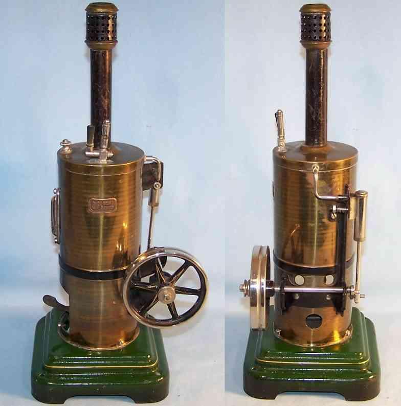 maerklin 4109/7 dampfspielzeug stehende dampfmaschine